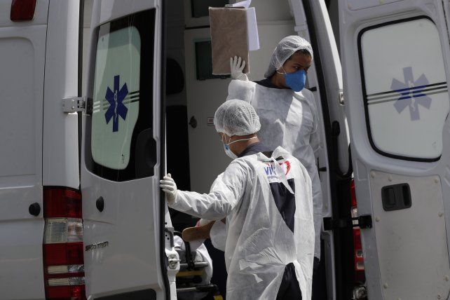 Rosario acumula 41 muertes por coronavirus en lo que va de abril