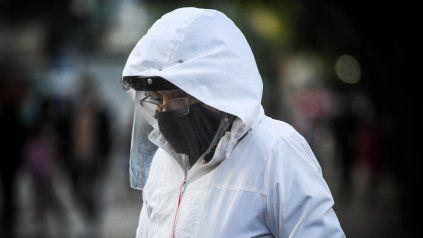 Rosario notificó 463 contagios de Covid de los 1.321 que se registraron en la provincia