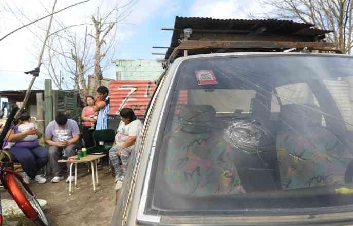 Atacaron a tiros al hermano de una víctima del triple crimen de Villa Moreno