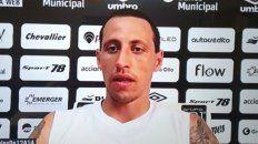 Cristian Lema se mostró muy confiado en que el equipo recupere su nivel y lo demuestre dentro del campo de juego.