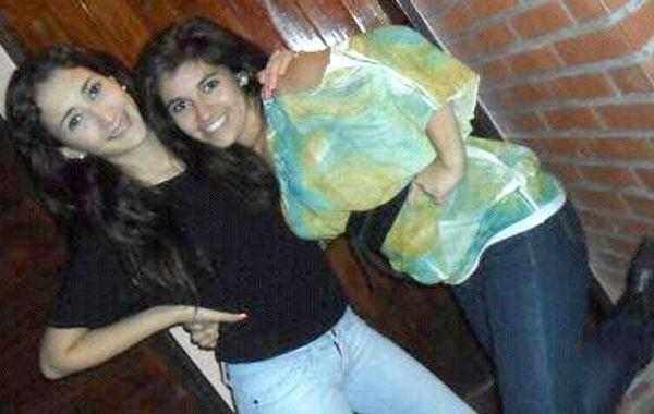 Las jóvenes Luján y Yanina desaparecieron el sábado pasado.