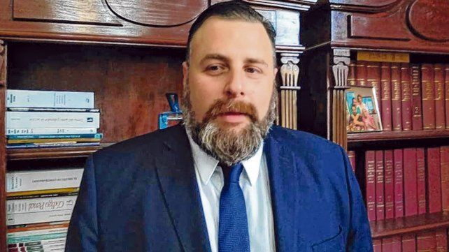 El fiscal. Federico Reynares Solari llevó adelante la investigación y la acusación de los condenados.