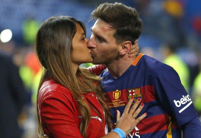 Messi debió tachar a una gloria del fútbol de la lista de invitados del casamiento