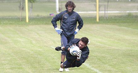 Manuel García tiene una lesión en el hombro y no puede jugar hasta el año que viene