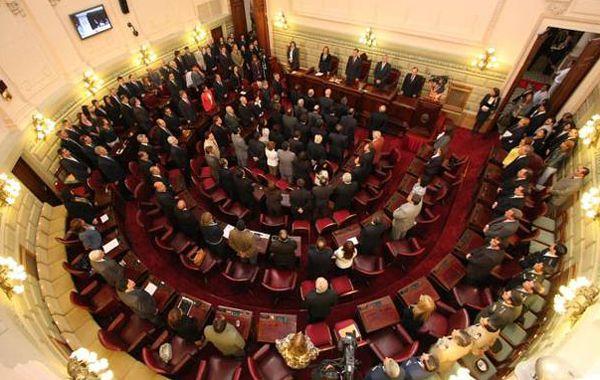 No hubo Asamblea Legislativa en Santa Fe tras la marcha atrás de la Casa Gris con los pliegos de la discordia.