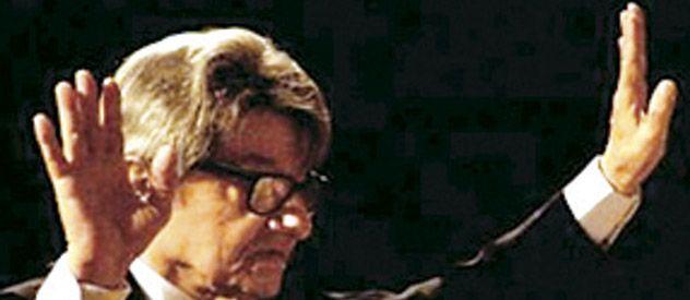 El maestro Cristián Hernández Larguía