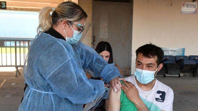 La campaña de vacunación continúa a paso firme en todo el territorio nacional.
