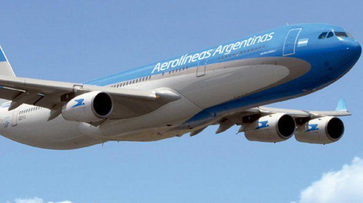 Aerolíneas programó más de 650 vuelos para noviembre