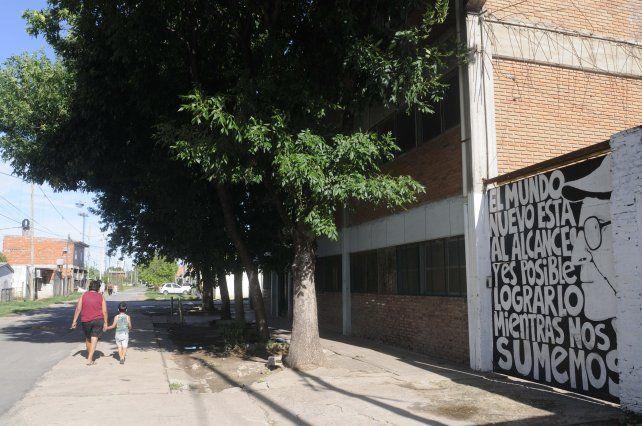 Obiedo fue apuñalado en Humberto Primo y Puelches