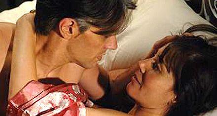 Reviví la noche caliente entre Paola Krum y Pablo Echarri en El Elegido