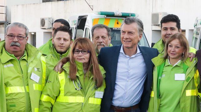 Macri hizo un llamado a fortalecer la cultura del trabajo