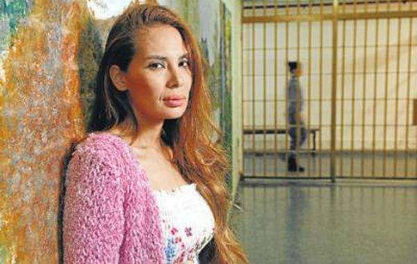 Impactante. Angie es esperada en Colombia con jugosos contratos.