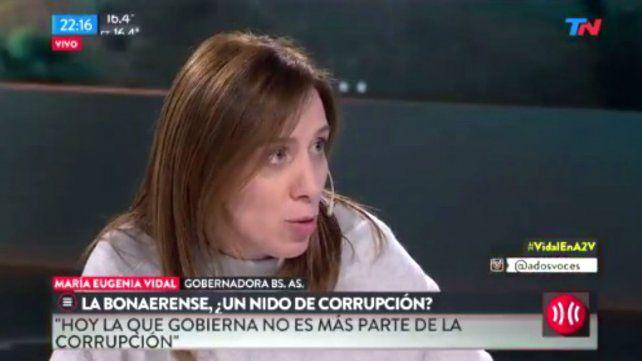 Cambiemos es la única fuerza que puede derrotar al sistema que gobernó 25 años Buenos Aires