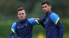 Lo Celso y Romero se fueron sin permiso, dice el Tottenham.