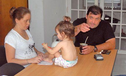 La pesadilla de una familia que quedó atrapada en un operativo antidrogas