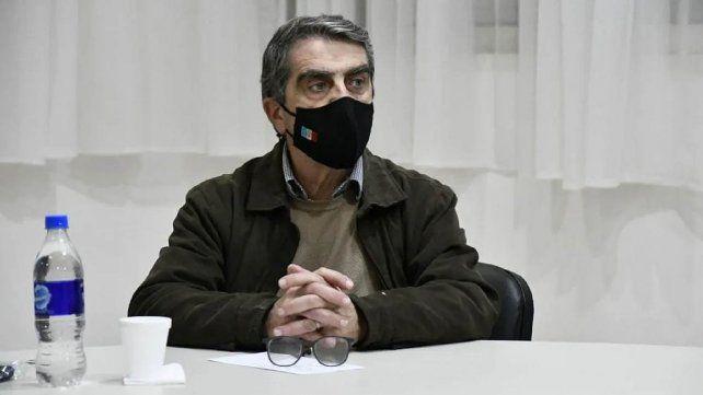 El senador Armando Traferri logró auxilio financiero para un sector afectado.