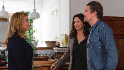 Catherine Deneuve, Juliette Binoche y Ethan Hawke brillan en el filme francés La verdad.