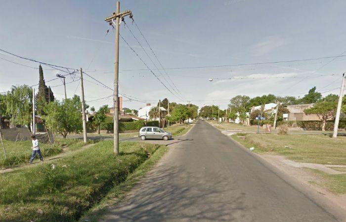 El ataque ocurrió esta madrugada en Sanchez de Loria y Juan José Paso.