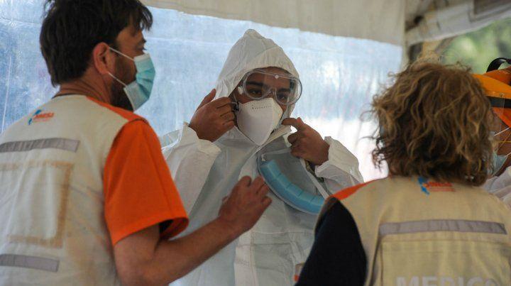 Coronavirus: Rosario superó los mil casos en un día y la provincia de Santa Fe los 2 mil