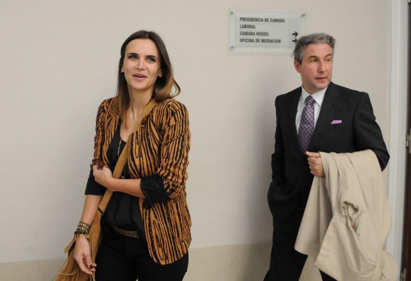 La periodista participó en una audiencia por el mismo tema que se realizó en 2012. (Foto Archivo: S. Toriggino)