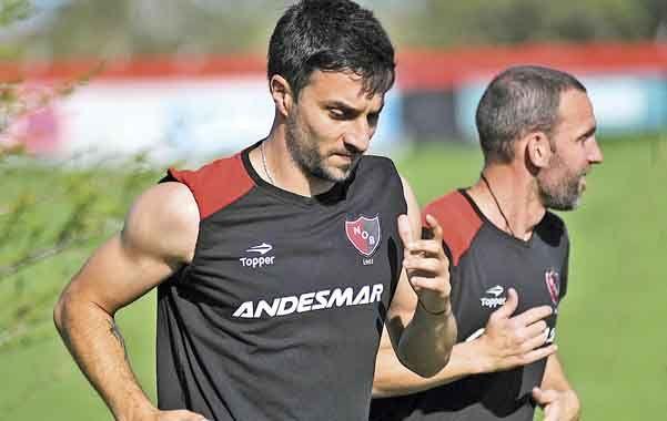 Nacho apuntará a regresar en el equipo rojinegro frente a River Plate.