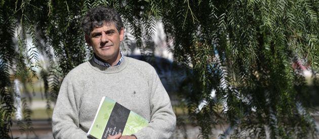 Marcelo Sauro es el encargado de coordinar el Proyecto de Aplicación de Medicinas Tradicionales y Naturales. (Foto: E. Rodríguez)
