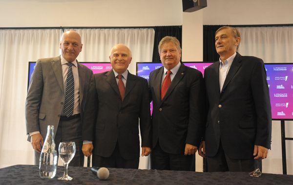 Lifschitz presentó a su candidato a vicegobernador
