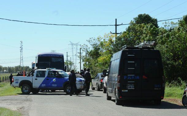 Violenta. Un afiliado al sindicato fue herido mortalmente el 12 de abril durante en una asamblea gremial en Pérez.