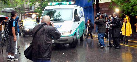 Charly dejó la clínica y festejará los 57 en la casa de Palito Ortega