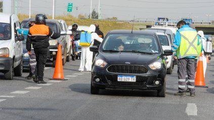 Los controles en las rutas de la provincia se reforzarán ante el recambio de quincena.
