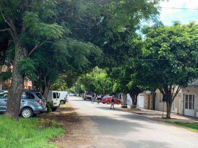 El ataque a balazos contra Argüelles ocurrió el jueves 28 de enero en Gaboto al 5500.