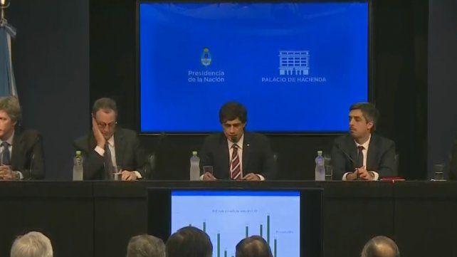 El gobierno le pedirá al FMI reperfilar los vencimientos de deuda