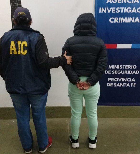 La mujer que ahora está bajo investigación judicial por la evasión de dos presos de Piñero.