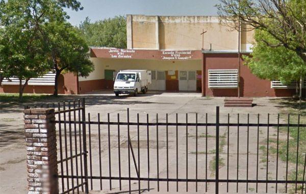 Ei colegio ubicado en Derqui al 7500 fue víctima de un robo (Foto: archivo).