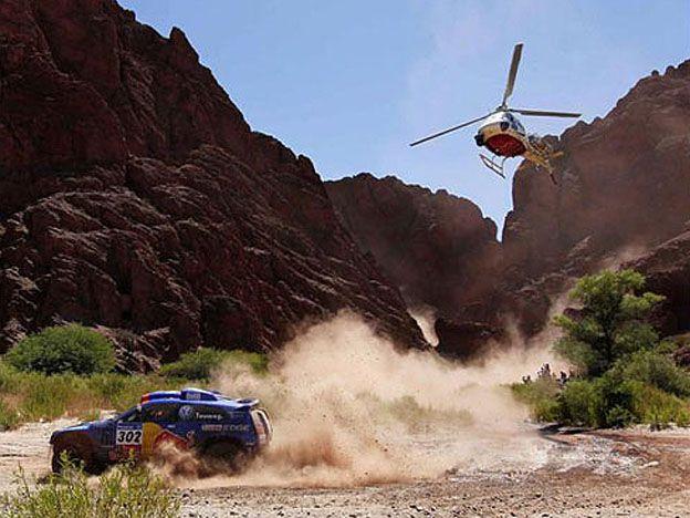 En esta edición el Dakar dejaría cerca de 300 millones de dólares