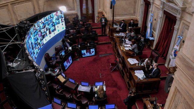 El Senado de la Nación