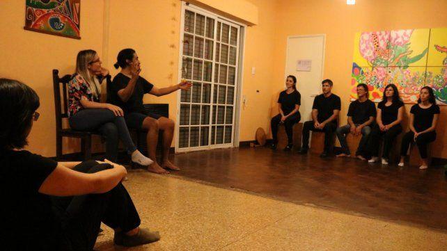 El grupo de teatro espontàneo Nòmades participará de la Jornada.