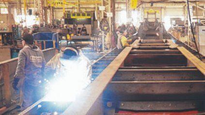 El consumo de gas y electricidad industrial mostraron un fuerte crecimiento en Santa Fe.