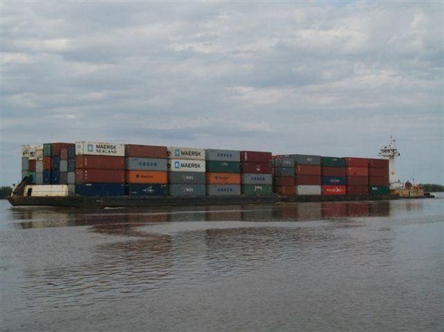 El gobierno extendió por noventa días el contrato de dragado y balizamiento de la hidrovía