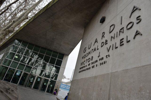 El chico baleado cerca de la Terminal está fuera de peligro en el Hospital Vilela.