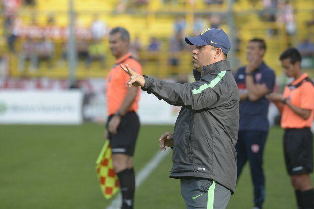 Leo Fernández: En el segundo tiempo apareció lo mejor del equipo