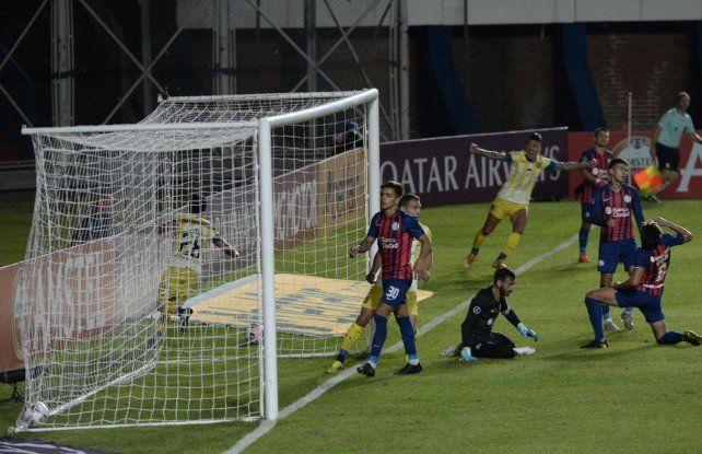 Sudamericana: Central hizo los méritos, se quedó con una merecida victoria ante San Lorenzoy se ilusiona