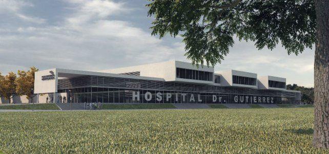 A nuevo. Afirman que ya sólo faltan las terminaciones del hospital.
