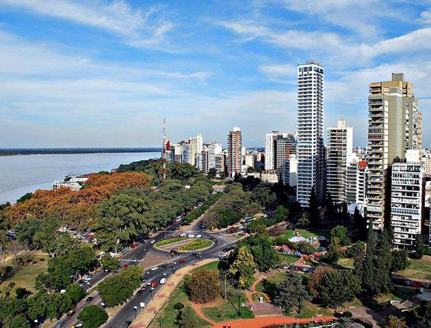 Rosario es la ciudad más grande del interior del país que no es capital de provincia.
