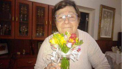 Adelina Bonatti, una gran benefactora de los Bomberos Voluntarios de Esperanza.