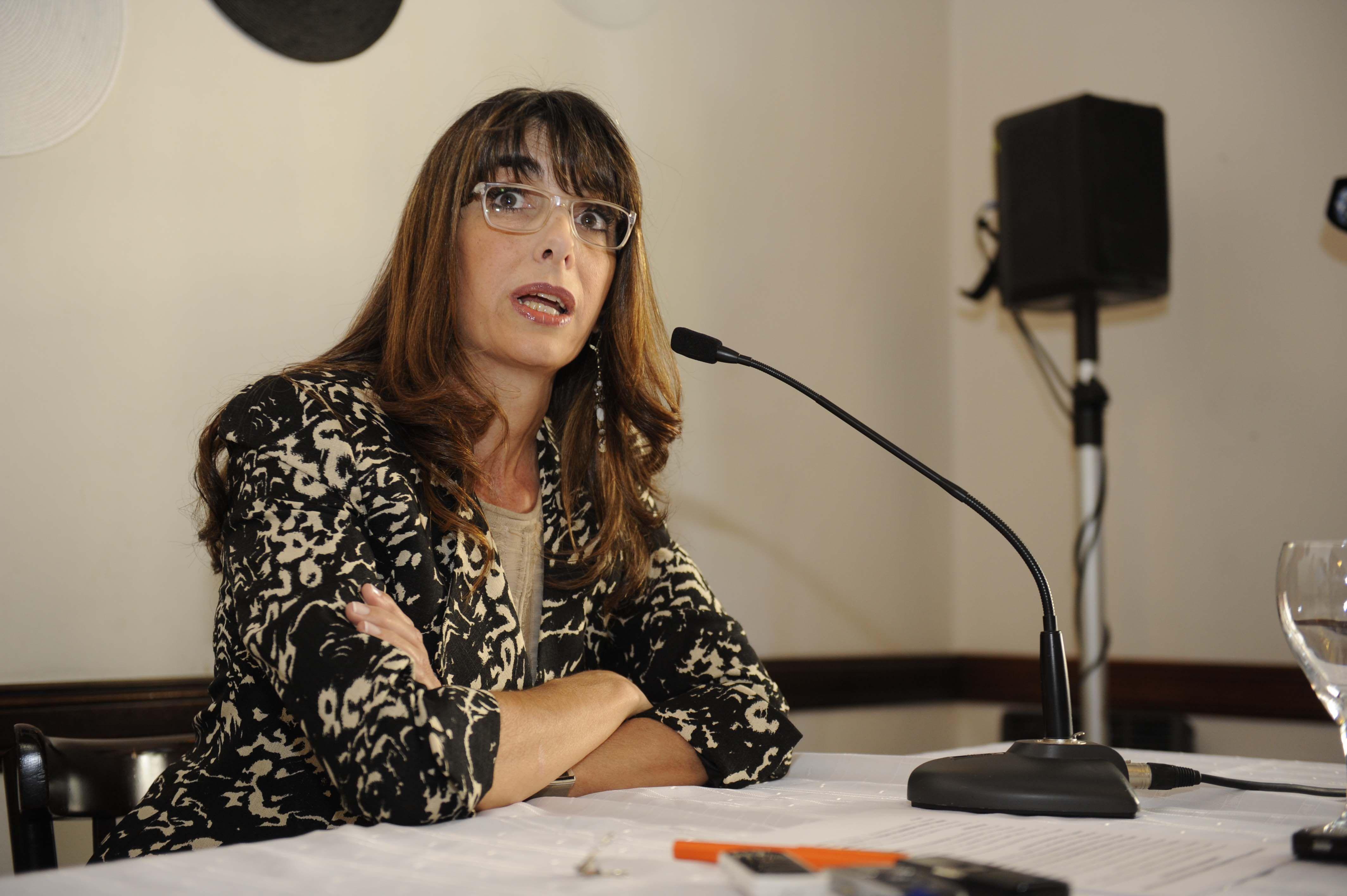 María Eugenia Bielsa participó del Encuentro Nacional Repensando la Política organizado por la Comisión de Pastoral del Episcopado.