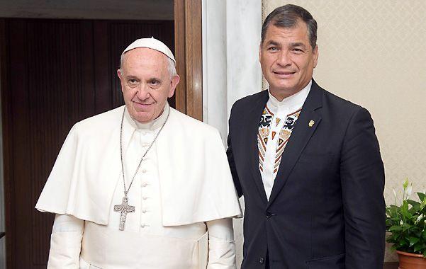 El secretario de Naciones Unidas elogia a Francisco por su visión sobre el clima