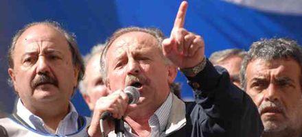 Yasky negó que marcha de la CTA sea contra Cristina: Es por la ley de las ART