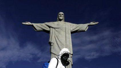Coronavirus en Brasil: descubren en Río de Janeiro una nueva variante de la cepa Manaos