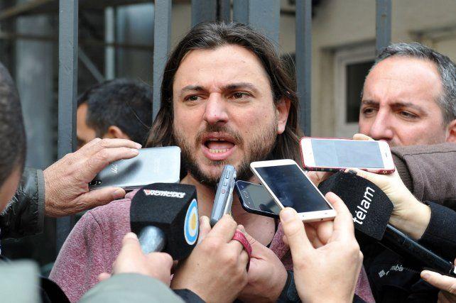 Juan Grabois aseguró no estar ni enojado ni caliente con la marcha a favor del presidente Mauricio Macri.